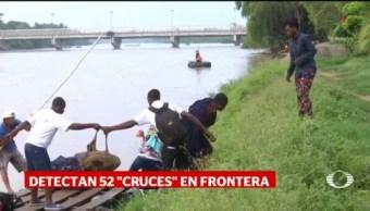Foto: Autoridades Chiapas Identifican 52 Cruces Migratorios Informales 10 Junio 2019