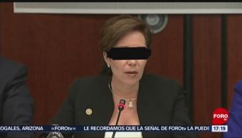 FOTO:Bárbara Botello, exalcaldesa de León, enfrentará su proceso en libertad, 1 Junio 2019
