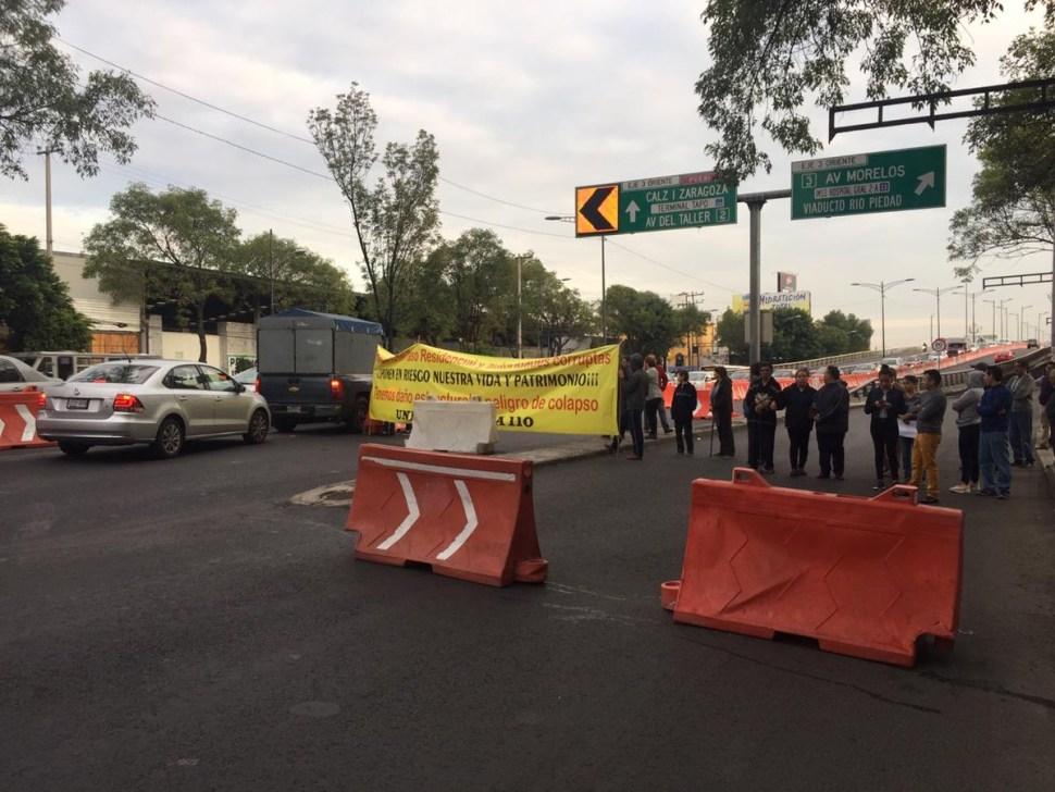 Foto Marchas afectan vialidades en Ciudad de México 26 junio 2019