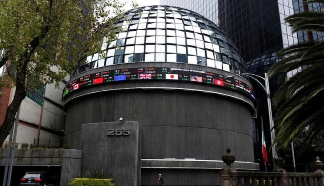 Foto: Fachada de la Bolsa Mexicana de Valores en la Ciudad de México, México, junio 24 de 2019 (Twitter: @biedexcom)