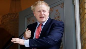 Discusión entre Boris Johnson y su pareja obliga a la policía a acudir a su casa