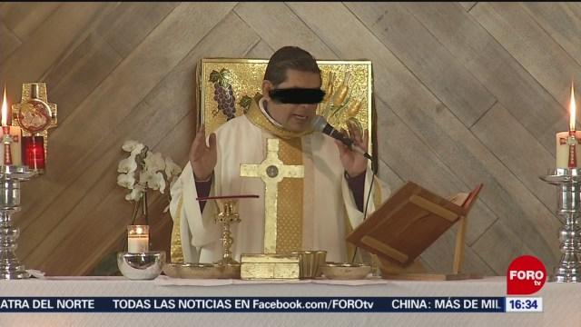 Foto: Buscan a cómplice del sacerdote implicado en caso Leonardo