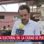 FOTO: Casillas instaladas en Puebla alcanzan el 98%, 2 Junio 2019