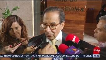 Foto: Cce Urge Ratificar T-Mec Amenazas Aranceles 14 Junio 2019