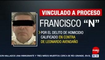 Foto: Audiencia Sacerdote Homicidio Hugo Leonardo Avendaño 24 Junio 2019