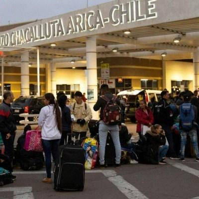 Chile exige visa de turista a venezolanos