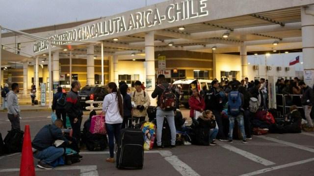 Foto: Chile exigirá visa de turistas a venezolanos, aumenta lugares para otorgar visa especial, junio 22 de 2019 (Reuters)