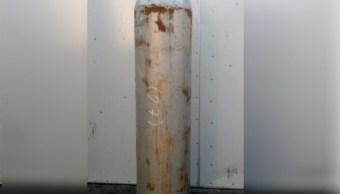 Foto: Activan la alerta en 8 estados del país por el robo de un cilindro de gas cloro, 15 junio 2019