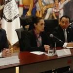 Foto: La jefa de Gobierno de la CDMX, Claudia Sheinbaum, anuncia el fortalecimiento de la estrategia de seguridad, junio 29 de 2019