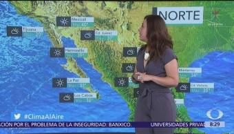Clima Al Aire: Tormentas para Veracruz, Oaxaca y Chiapas