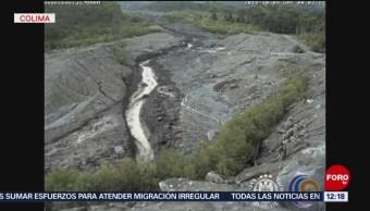 FOTO: Colima limpia ríos y arroyos para evitar avalanchas, 15 Junio 2019