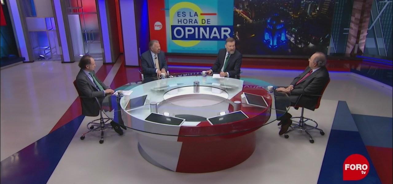 Foto: Explicación Aranceles Trump México 3 Junio 2019
