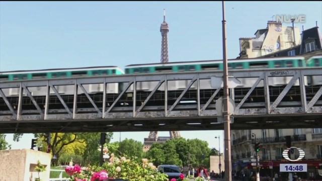 Foto: Cómo funciona el Metro de París
