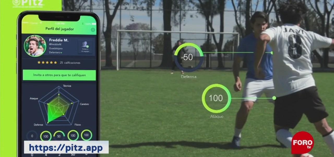 FOTO: Con esta app podrán organizar sus equipos de futbol amateur