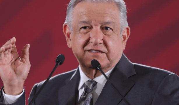 FOTO Transmisión en vivo: Conferencia de prensa AMLO 7 de junio 2019 (EFE cdmx)