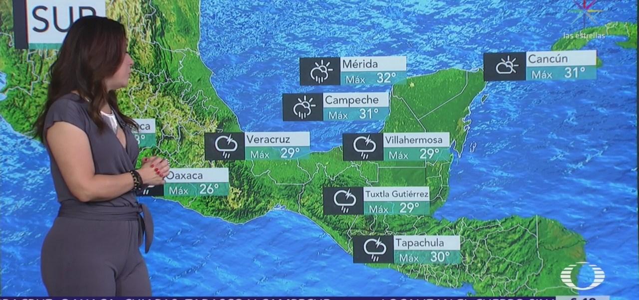 Continúa calor de más de 45 grados en BC, Sonora y Chihuahua