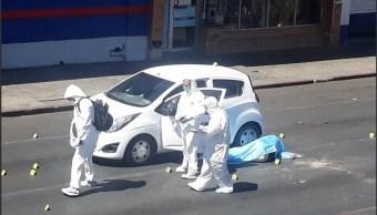 Foto: asesinan a contralor de Guaymas, 20 de junio 2019. Twitter @tonymexicoster