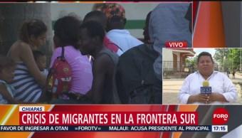 FOTO: Deportan a migrantes asegurados en operativo