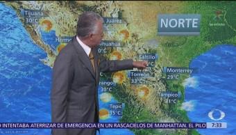 Despierta con Loret: Temperaturas altas en el norte del país