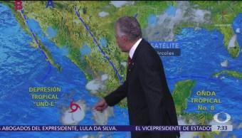 Despierta con Tiempo: Prevén lluvias fuertes en el Valle de México