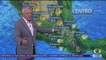 Despierta con Tiempo: Prevén tormentas fuertes en el Valle de México