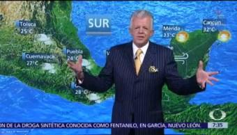 Despierta Con Tiempo: Pronostican ambiente caluroso en Valle de México
