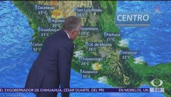 Despierta con Tiempo: Valle de México registrará cielo nublado