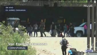 Foto: Despliegan a elementos de la Guardia Nacional a la frontera sur
