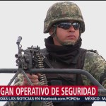 FOTO: Despliegan operativo de seguridad Tamaulipas por elecciones 2 Junio 2019