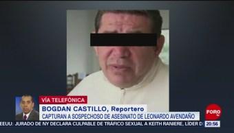 Foto: Detienen Sacerdote Homicidio Hugo Leonardo Avendaño 19 Junio 2019