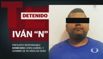 Foto: Detienen Implicado Balacera Mato Niño Nezahualcóyotl 26 Junio 2019