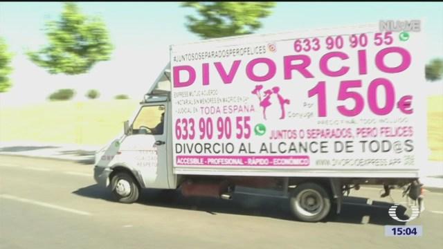 Foto: Divorcio express en España