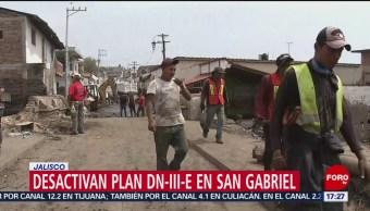 Foto: Ejército San Gabriel Jalisco 7 Junio 2019