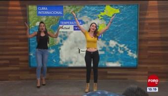 El clima internacional en Expreso del 14 de junio del 2019