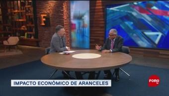 Foto: Impacto Económico Aranceles Trump México 5 Junio 2019