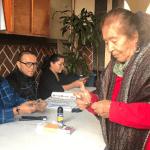 FOTO Elecciones 2019 en México transcurren de manera ordenada, dice Benito Nacif (Twitter INE 2 junio 2019 puebla)