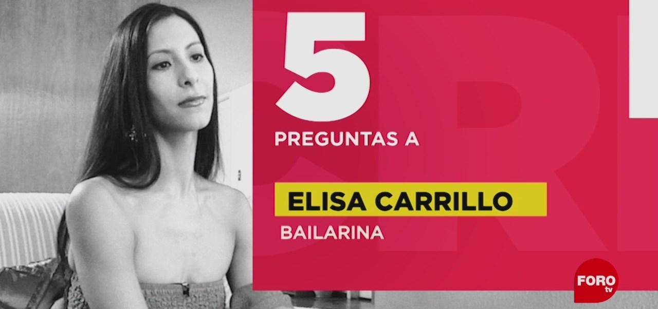 FOTO: Elisa Carrillo, la mejor bailarina del mundo comparte 5 aspectos de ella, 29 Junio 2019