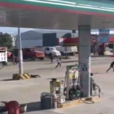 Enfrentamiento entre transportistas deja un muerto en Oaxaca