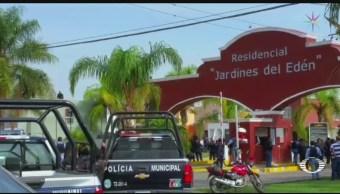 Foto: Enfrentamientos Jalisco Policías Muertos 21 Junio 2019