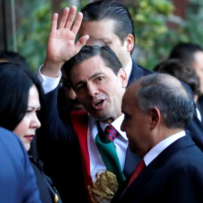 Fiscal de Chihuahua puede investigar a Peña Nieto, determina la Corte