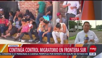 Foto: Es evidente la reducción de migrantes en carreteras de Chiapas