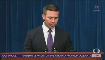 Estados Unidos tiene 3 exigencias para quitar aranceles a México