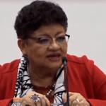 FOTO En casos de estudiantes asesinados en CDMX, ya hay probables responsables, reveló Ernestina Godoy (FOROtv 14 junio 2019 cdmx)
