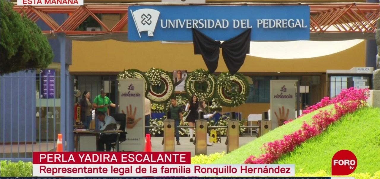 Familiares de Norberto Ronquillo lamentan filtraciones en el caso