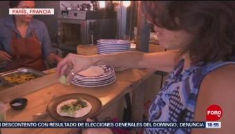 FOTO: Festival de comida mexicana en París