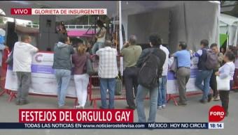 FOTO: Festivales culturales celebran el orgullo gay