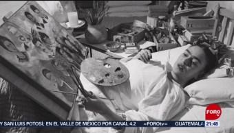 Foto: Fonoteca No Determina Audio Frida Kahlo Pertenece Pintora 18 Junio 2019