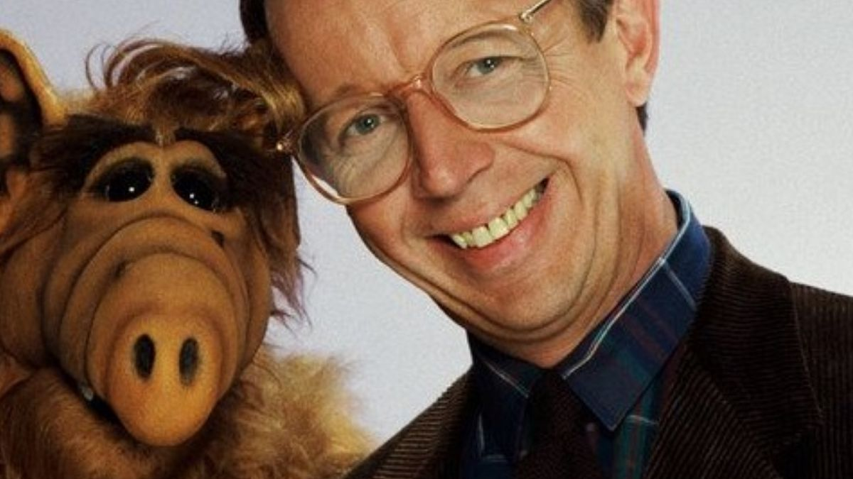 Foto: Willie Tanner abraza a Alf