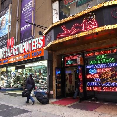 Nueva York busca legalizar la prostitución