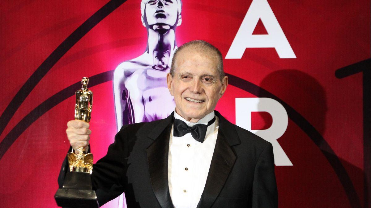 Foto: Héctor Bonilla, actor y productor mexicano. El 24 de junio de 2019